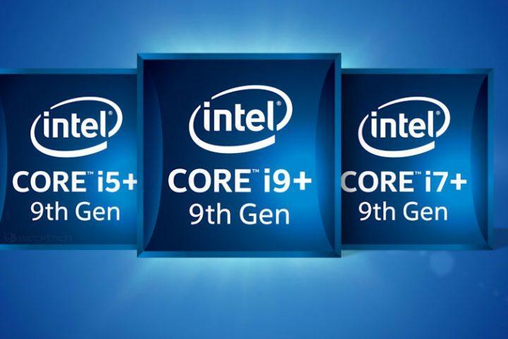Intel第9代Core i系列處理器 首波推出三款規格 i5-9600K i7-9700K i9-9900K