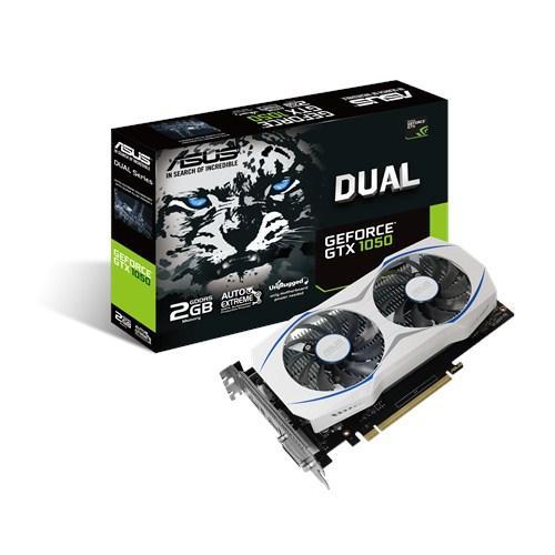 華碩 DUAL-GTX1050-2G