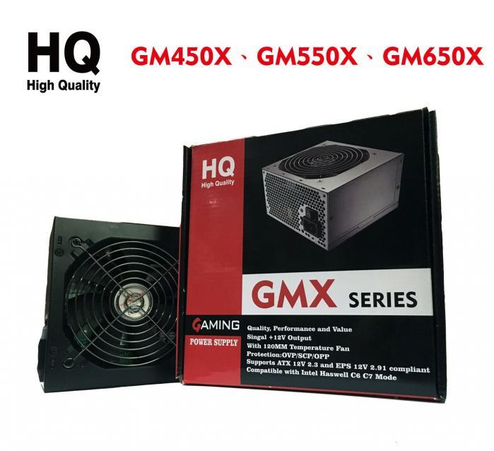 首利 HQ GAMING GM550X 550W