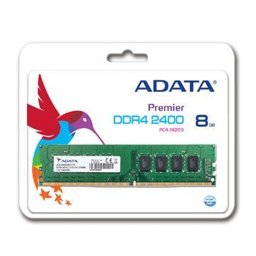 威剛 8G DDR4 2400 + 【JS】2.1聲道木質喇叭(JY3080) 現省100