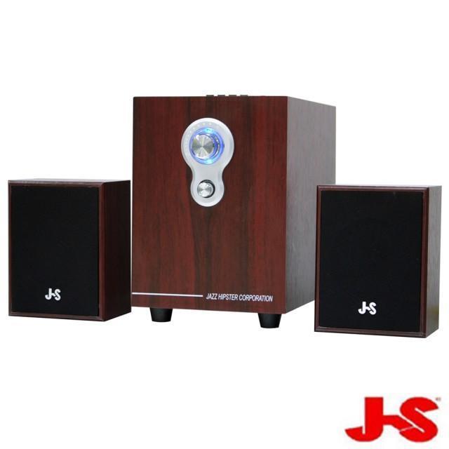 【JS】2.1聲道木質喇叭(JY3080) + 創見 SSD220S 240G