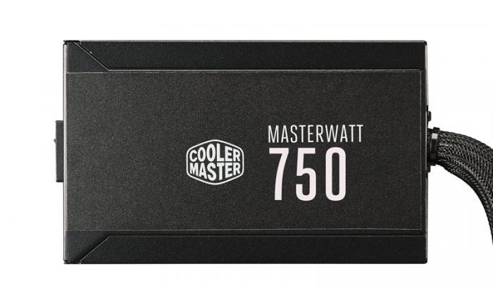 酷碼 MasterWatt 750W 銅牌80+ 半模組