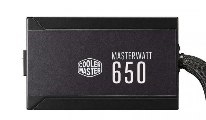酷碼 MasterWatt 650W 銅牌80+ 半模組