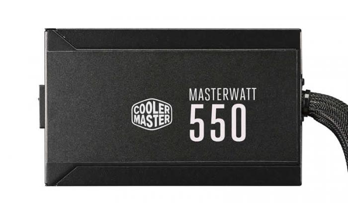 酷碼 MasterWatt 550W 銅牌80+ 半模組