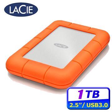 LACIE Rugged 1TB USB-C/USB3.0雙介面  希捷高端品牌 修女也瘋狂