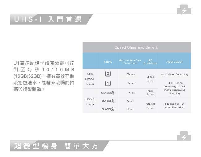 SP廣穎 16G MicroSDHC U1 記憶卡+讀卡機