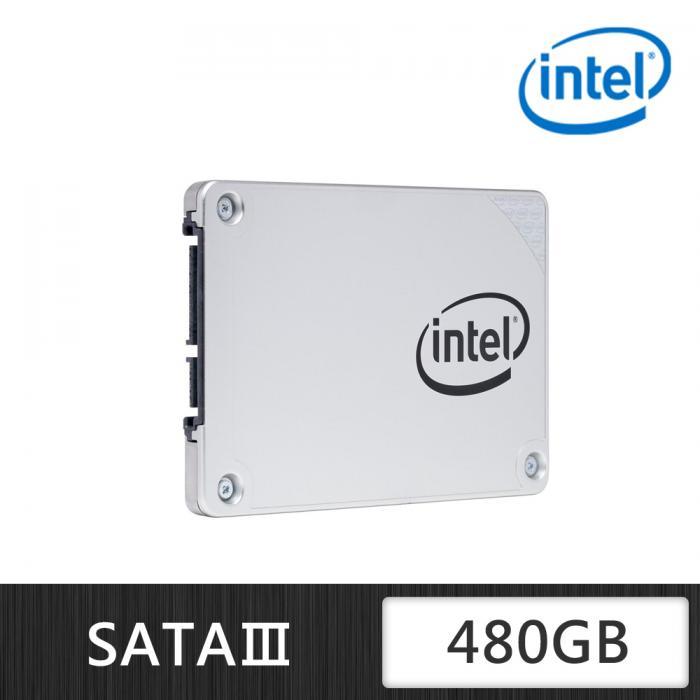 INTEL 540S 480G 固態硬碟