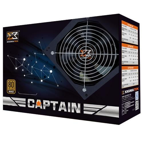 Xigmatek Captain 500W 銅牌