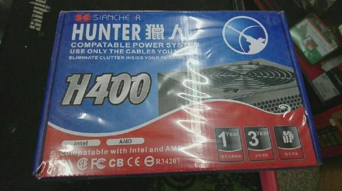 上淇 獵人 H400 400W