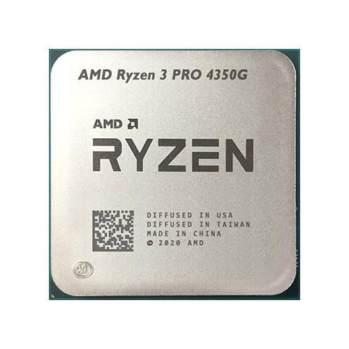 AMD R3 4350G 裸裝 含風扇 不零售